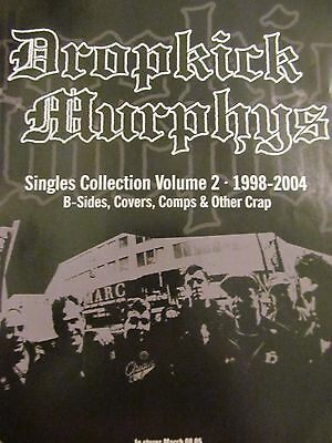 Dropkick Murphys, Singles Collection Volume 2, Full Page Promotional Ad