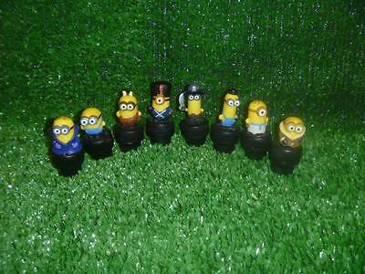 Minion Character Complete Magnetic Geocache Container