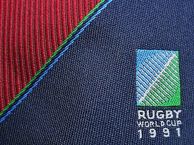 Rugby World Cup 1991 Tie (Grouse/Scotland?)