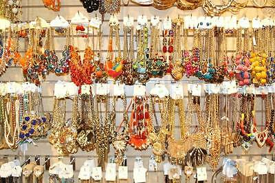 100Pcs+ Huge, Beautiful Mix Wholesale Jewelry Lot