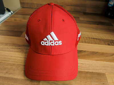 Adidas Taylormade Tour Cap Hat Adizero Red S/M Breathable New