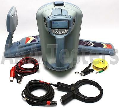 SPX Radiodetection RD7000+ DL Cable & Pipe Locator w/ TX-3 Transmitter RD 7000 +