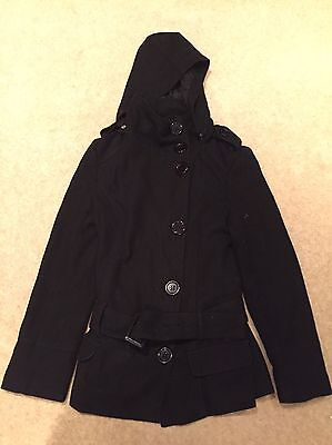 Black Generation 915 New Look Girls Coat - Age 11-12