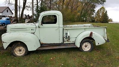 1946 Ford Other Pickups NA 1946 FORD HALF TON F 1