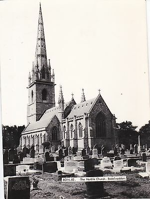 NO 148 -Wales Card The Marble Church, Bodelwyddan - RP -UNPOSTED - FRITHS SERIES