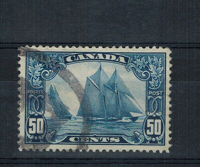 Canada Scott 158 Used Bluenose And Well Centered.