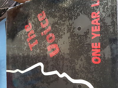 """The Voice - One year later - '85 Orphan Records - 12"""" Disco"""