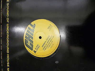 Original Clique - North of Watford EP - Chill Records  - 12""