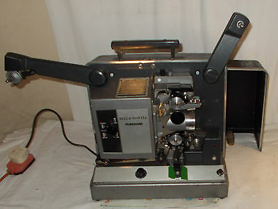 BELL & HOWELL 16mm 652 CINE Projector VINTAGE