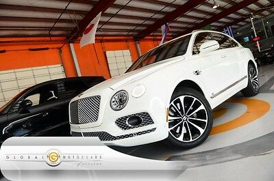 2017 Bentley Other  17 BENTLEY BENTAYGA REAR ENT NAIM FOUR SEAT SPEC PANO ROOF