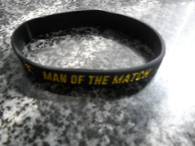 Joblot Of 12 - Football - Man Of The Match - Wristbands