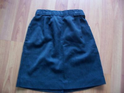 Grey a line school skirt from KIDS, height 122 cm,