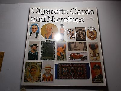 Cigarette Cards And Novelties By Frank Doggett