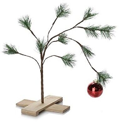 """PEANUTS CHARLIE BROWN'S CHRISTMAS TREE-18""""-New in Box"""