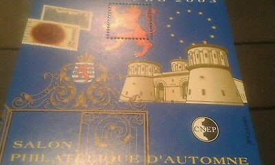 bf CNEP No39**neuf Luxembourg 2003