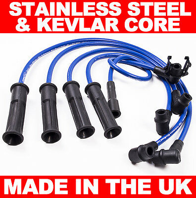 High Performance 8Mm Ht Ignition Leads Renault Clio 91-96 Megane Express Chamade