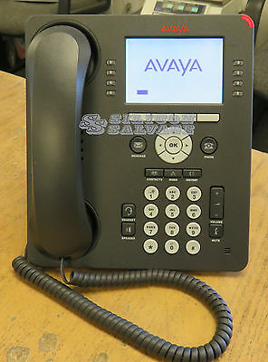 Avaya 9608 Business Office IP VoIP Phone Telephone