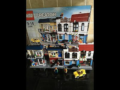 Lego Creator 31026 - Full Complete Kit With Box & Instructions