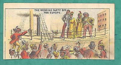 Twins Wedding  Party off to Europe Black Americana