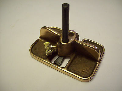 Router plane  bronze stanley #271 size reproduction