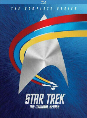 Star Trek: The Original Series: The Complete Series [New Blu-ray] Boxed Set, D