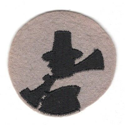Army Patch:  94th Division - pilgram on felt