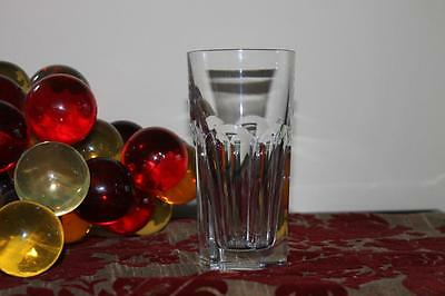 """Baccarat Crystal Harcourt 5-1/2"""" Large High Ball Glass"""