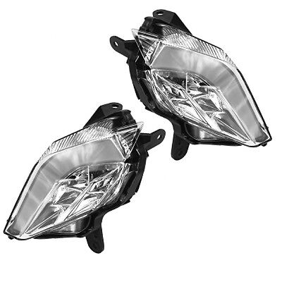 Blinkerset LED with E - Zeichen Yamaha T-Max 530 Indicator Maxi Scooter Lexus