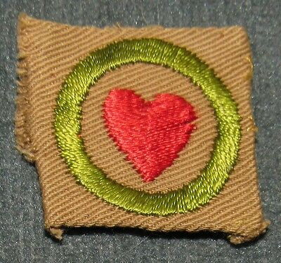 BSA Personal Health Type A Merit Badge 1911 - 1933