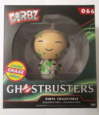Dorbz Ghostbusters Limited Edition Chase Peter Venkman  Vinyl Collectibles