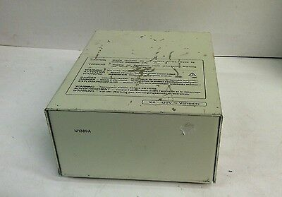Hewlett Packard M1389A 4-Port 100-120V Isolation Transformer