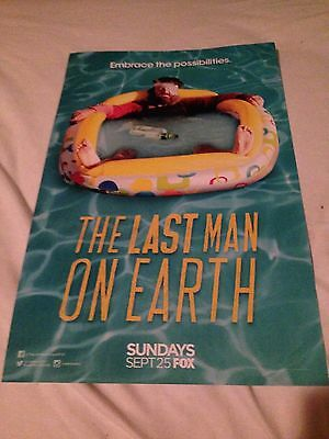SDCC 2016 Exclusive Last Man on Earth Poster