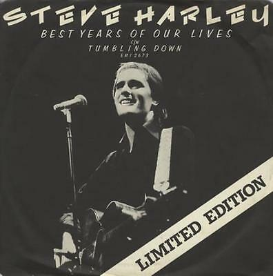 """Steve Harley & C... Best Years Of Our Lives 12""""  record (Maxi) UK"""