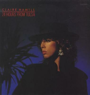 """24 Hours From Tulsa - Blue... Claire Hamill 12""""  record (Maxi) UK"""