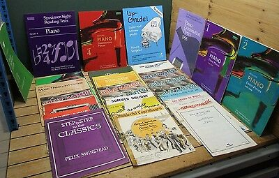 Job Lot 27 x  Music Sheets vintage & Modern Mixed Condition