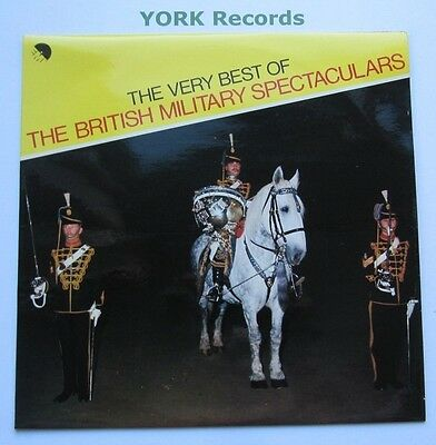 VERY BEST OF BRITISH MILITAY SPECTACULARS - Excellent Con LP Record EMI EMC 3269