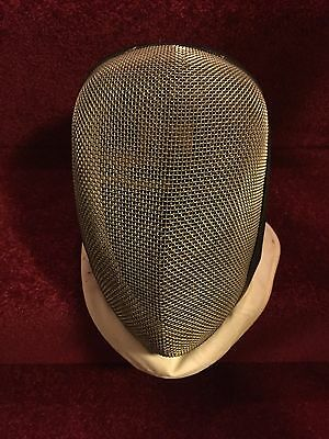 Vintage Fencing Head Guard. Display, Ornamental Light. Mask