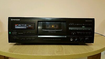 Pioneer Stereo Cassette Deck Ct-S 830S
