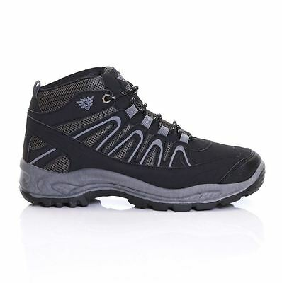 Mens UK Size 10 Outdoor Trail Hiking Trekking Hill Walking Trainers Boots Shoes