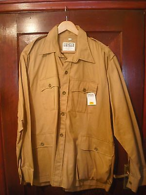 Ww2 Reproduction Soldier Of Fortune Kd Tropical Officers Jacket Desert Elalamein