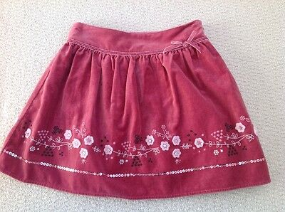Jasper Conran girls skirt - age 6 VGC