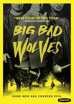 Big Bad Wolves [New DVD] Ac-3/Dolby Digital, Dolby, Dubbed, Subtitled, Widescr