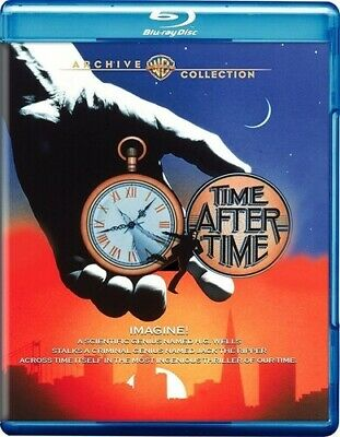 Time After Time [New Blu-ray] Manufactured On Demand