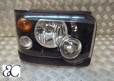 Discovery 2 Td5 Facelift Headlight Drivers Side To Fit 1999-2004