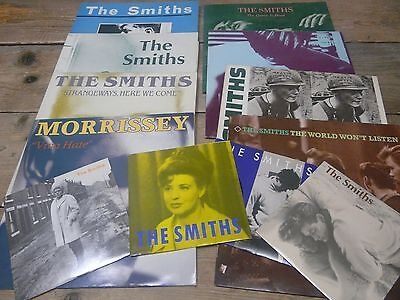SMITHS / MORRISSEY vinyl job lot! 7 albums & 5 singles. Generally VG+/NM. R50