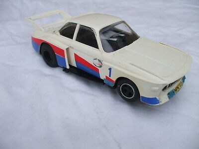 Scalextric Car Bmw Sports Car From 80 S