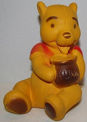 1966 Winnie the Pooh Squeeze Toy by Holland Hall