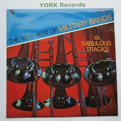 VERY BEST OF MILITARY BANDS - Various - Excellent Con LP Record EMI TWOX 1070