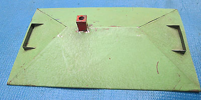 American Flyer Mystic Talking Train Station ORIGINAL ROOF !
