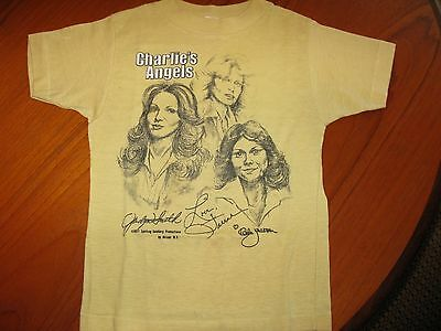 Charlies Angels Vintage T shirt